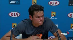 Canada's Milos Raonic looking on the bright side despite loss to Andy Murray