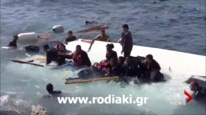 Search for survivors of migrant boat disaster continues
