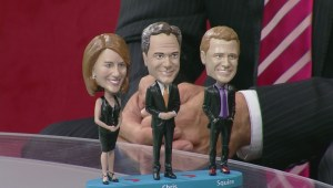 News Hour Plus: 'Thanks for Giving' bobble heads