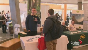 Annual Okanagan college job fair provides students with employment opportunities