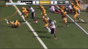 Queen's Gaels football head-coach Pat Sheahan recaps the weekend's 42-39 loss against The Ravens in Ottawa