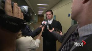Judge to decide if journalists should take the stand in high-profile fraud case