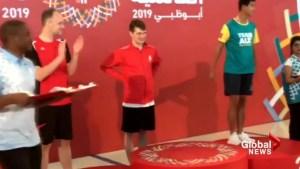 N.B. Special Olympian wins big