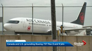 Boeing 737 Max 8, Max 9 ban causes frustration at Toronto Pearson airport