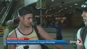 B.C. travelers return from Las Vegas with terrifying stories