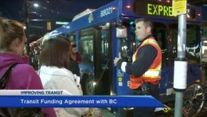 Minister of Transport on next steps for B.C. transit improvements
