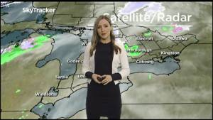 Rain, snow and sun all on the way for Wednesday