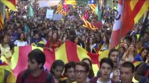 Confusion in Catalonia as independence crisis deepens