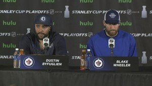 Winnipeg Jets Post Game Report Game 1 vs Golden Knights – May 12