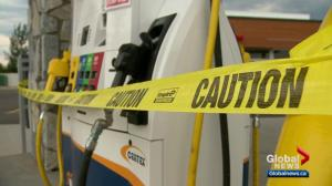 Alberta gas station shuts down after reports of contaminated fuel