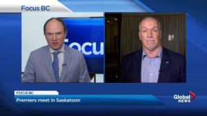Horgan finds common ground with other premiers