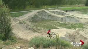 Kelowna bike park re-opened
