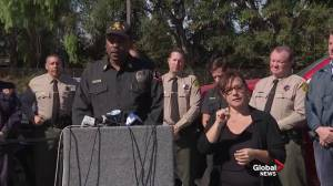 California wildfires: Cause of Woolsey fire still under investigation