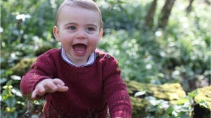 Royal Family releases new photos of Prince Louis to celebrate his first birthday