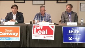 Peterborough-Kawartha all-candidates meeting in Lakefield
