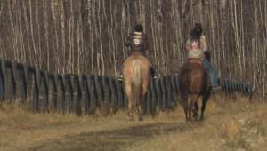 Canadian barrel racer doubles as stunt woman in 'The Revenant'