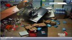 Security cam footage shows theft of ATM in Crossfield