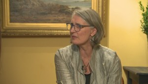 Louise Penny on Order of Canada, friendship with Hillary Clinton