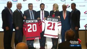 A look at how much the 2021 World Juniors might help Edmonton's economy