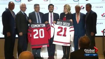 World Junior Hockey Championships Returning To Alberta In 2021