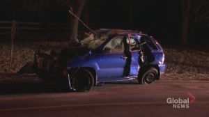 5 teens injured, 2 critically, after Vaughan crash