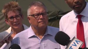 Canadians can be assured that all laws are being enforced with asylum seekers: Goodale