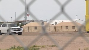 U.S. politicians raise concerns about Texas facility housing migrant children separated from families