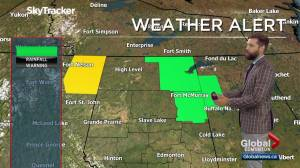 Edmonton Weather Forecast: Aug. 15