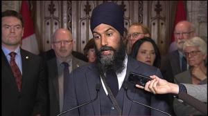 Singh defends brother over anti-cop sign