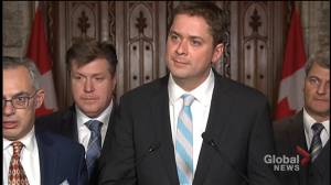 Andrew Scheer slams Laurier University for mishandling of grad student and stifling free speech