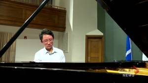 Saskatoon pianist competing in National Music Festival
