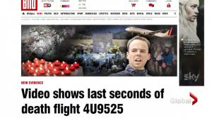 Germanwings Flight 9525: Questions about video of plane's last moments