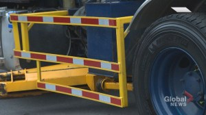 Making trucks safer in Montreal