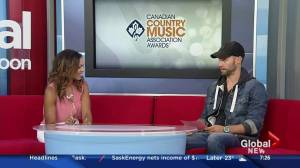 Chad Brownlee announces CCMA roots artist of the year nominees