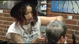 Kingston Salon hosts Cut-A-Thon to raise funds for high school students