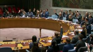 UN Security Council votes in favour of latest North Korea sanctions