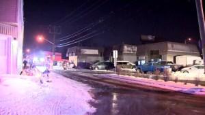 Laval police investigating arson attack