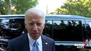 Joe Biden under fire over comments on segregationist lawmakers