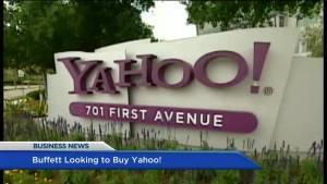 BIV: Warren Buffet looks to buy legacy tech company Yahoo!