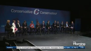 Are Conservatives leadership candidates branding themselves properly?