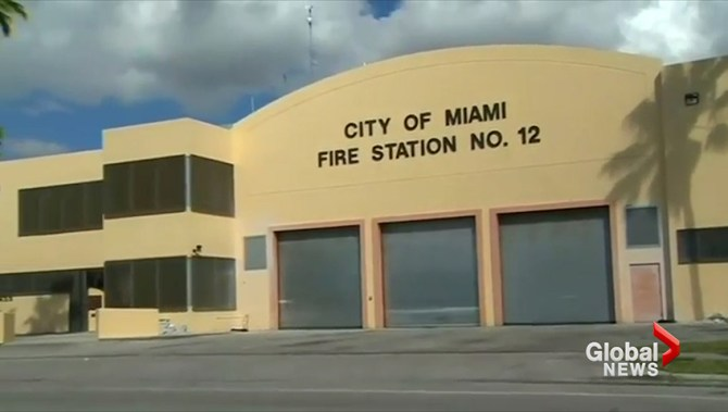 Six firefighters fired after hanging noose on black coworker's family photo in Miami