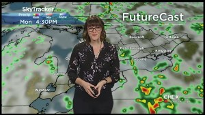 Rain and thunderstorms possible through Friday
