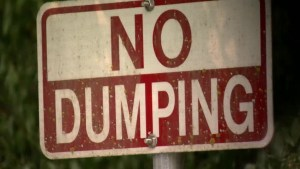 The huge cost of illegal dumping