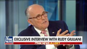 Rudy Giuliani says Trump repaid Michael Cohen's $130K payment to Stormy Daniels