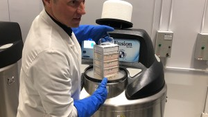 Canadian Museum of Nature unveils new Cryobank facility