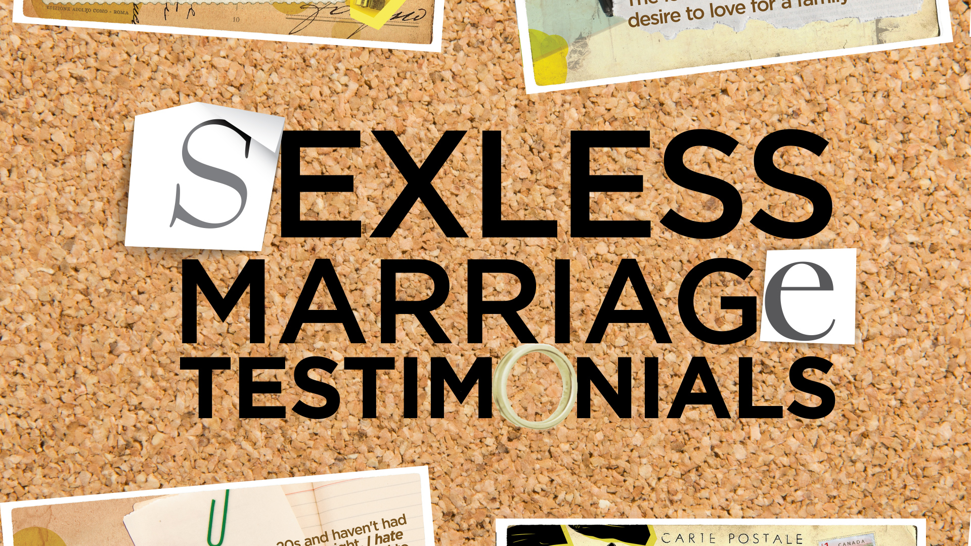 Do sexless marriages work