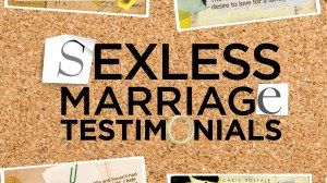 State of the Union: sexless marriages