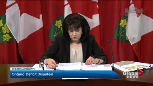Auditor General says Ontario deficit to be far higher than government claims
