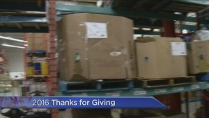 Thanks For Giving: Sonia at Vancouver food bank