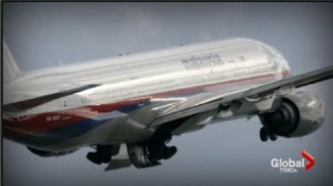 A Malaysia airlines jet carrying 295 people has gone down in the troubled eastern region of Ukraine.
